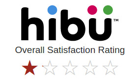hibu is bad for Palm Springs area small business websites
